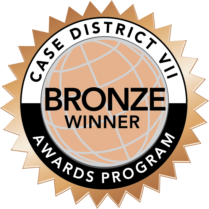 Case District VII Institutional Websites 2020 Award