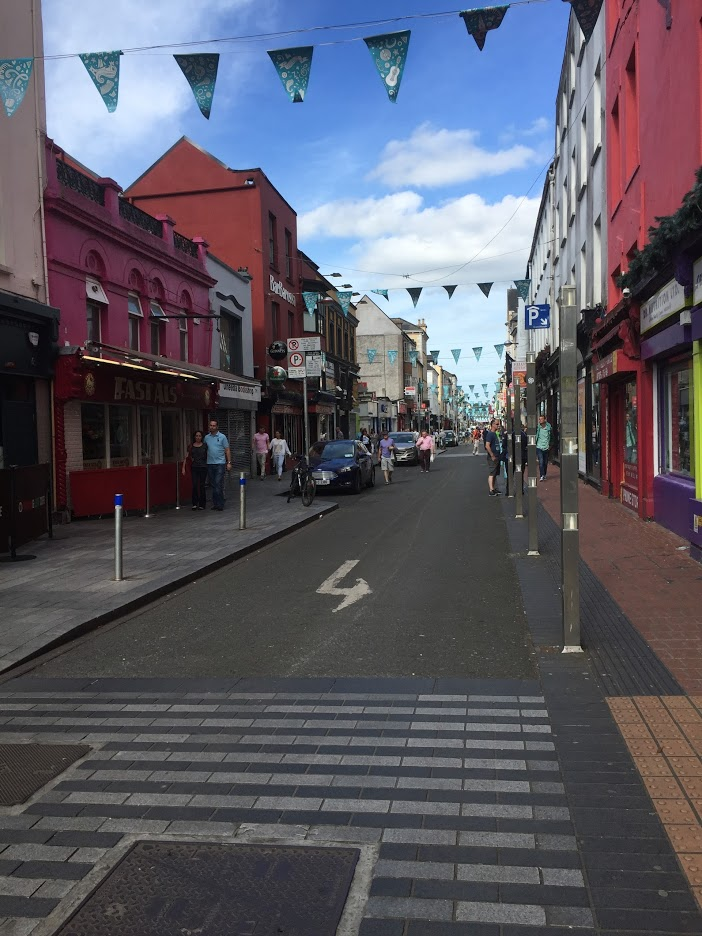 Streets of Cork, Ireland