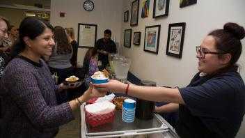 Biology Academic Success Center Celebrates Five-Year Anniversary