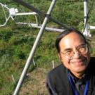 Kyaw Tha Paw U on Eddy Flux Tower