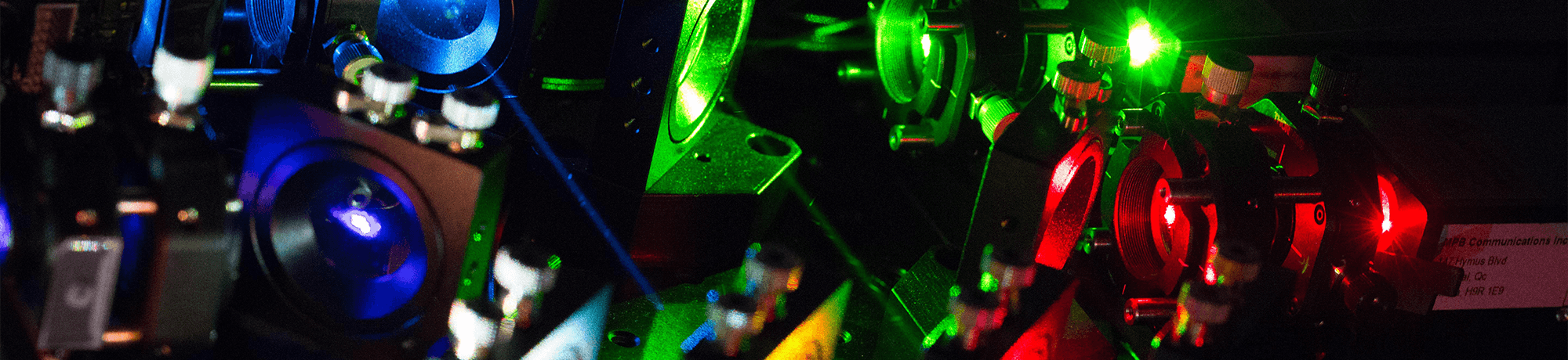 A close up view of the Lattice Light-Sheet Microscope